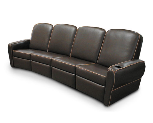 Home Theater Furniture Seating Seatcraft Prestige Theater
