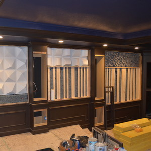 home theater acoustic design. The Savoy  AVS Home Theater of Month July 2014 Acoustic Room Treatment Design