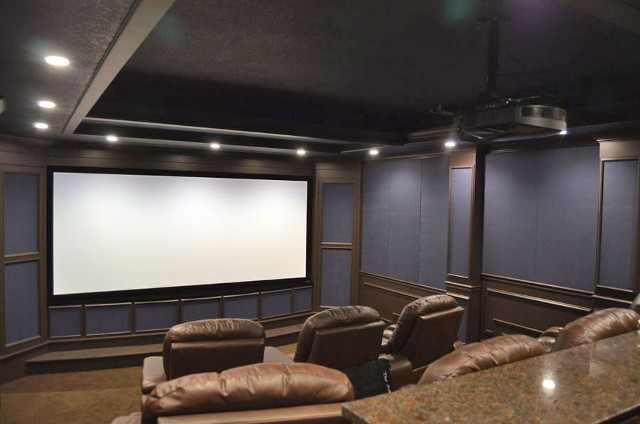 home theater acoustic design. Acoustic Frontiers Solutions The Savoy  AVS Home Theater of Month July 2014