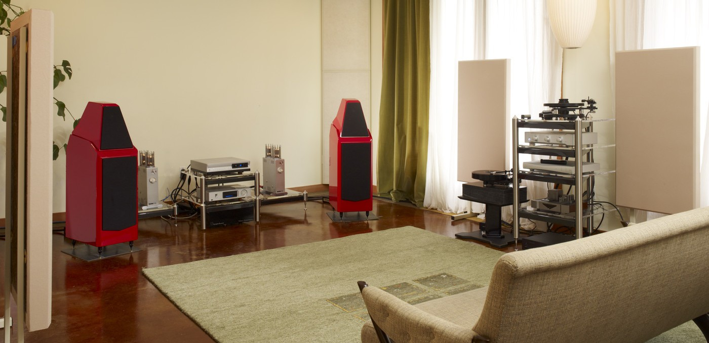 Audio & Sound Acoustics, High End Audio Design