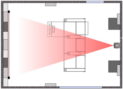 home theatre design layout. home theater layout Home Theater Layout Design  Speaker Placement