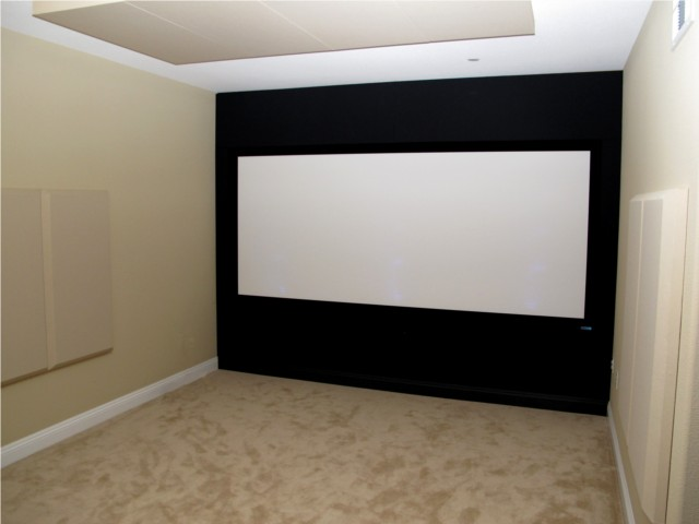 April\'s project - a kick ass dedicated home theater for an ...