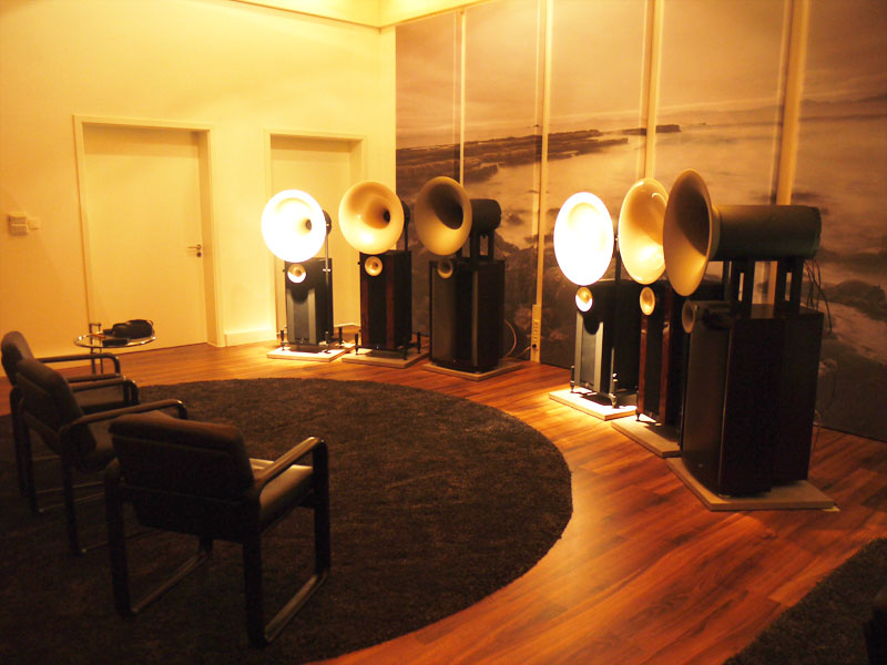 Acapella Audio Listening Room