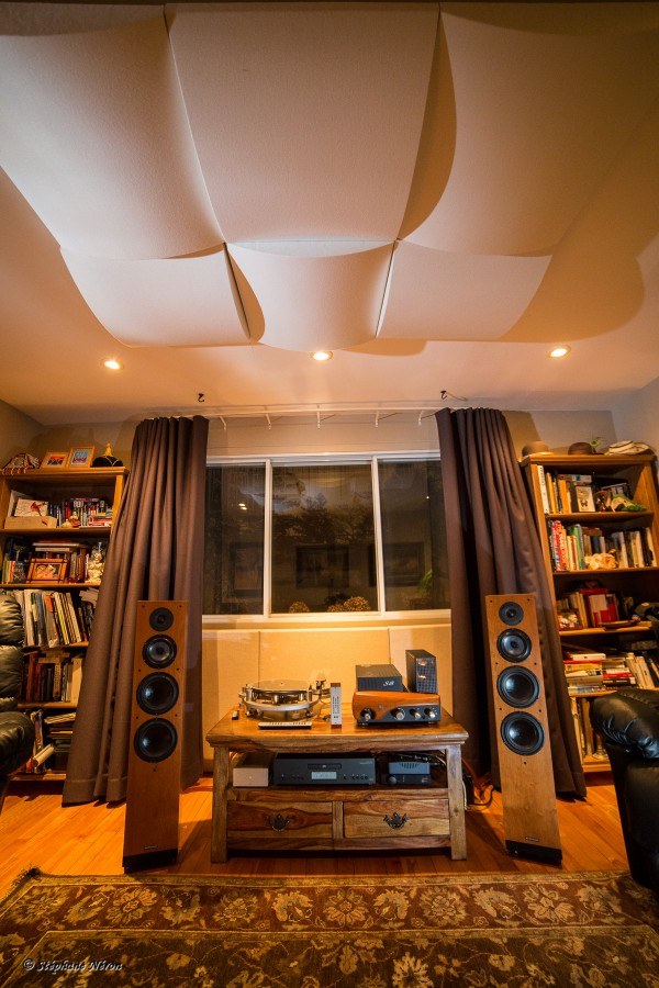 Helping A Canadian Audiophile Analyze And Improve His Room