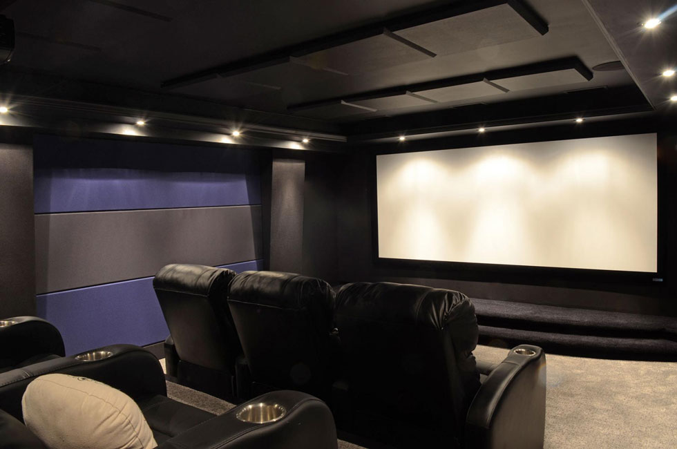 Another Avs Forum Home Theater Of The Month For Acoustic