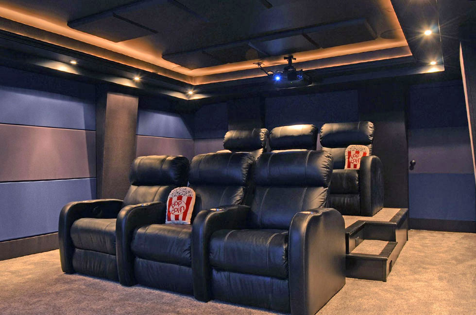 electrical wiring home theater new construction wiring home theater another avs forum home theater of the month for acoustic #1
