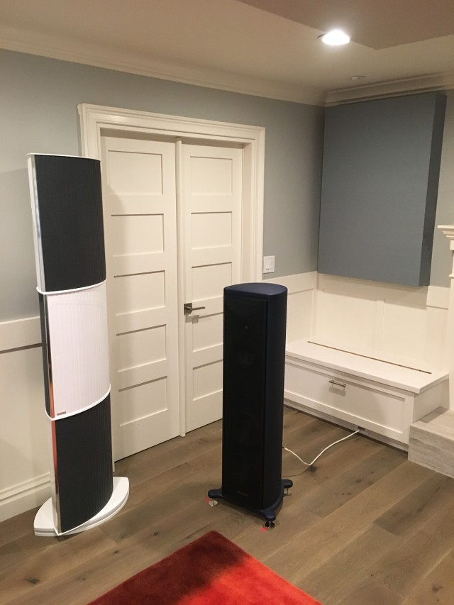Creating A Dedicated Listening Room In Silicon Valley