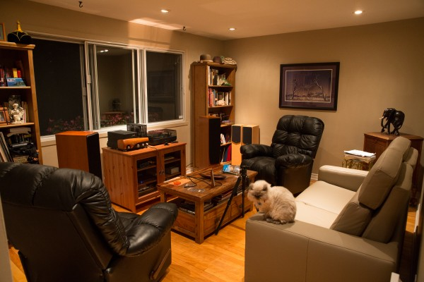 live room acoustic treatment helping a canadian audiophile analyze and improve his room 14728